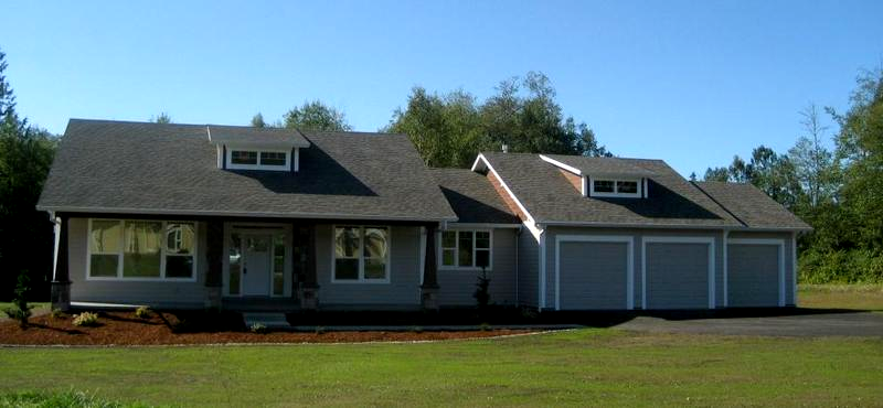 New Build Samish Heights, Bow WA - Finn Homes INC. 360.708.0789